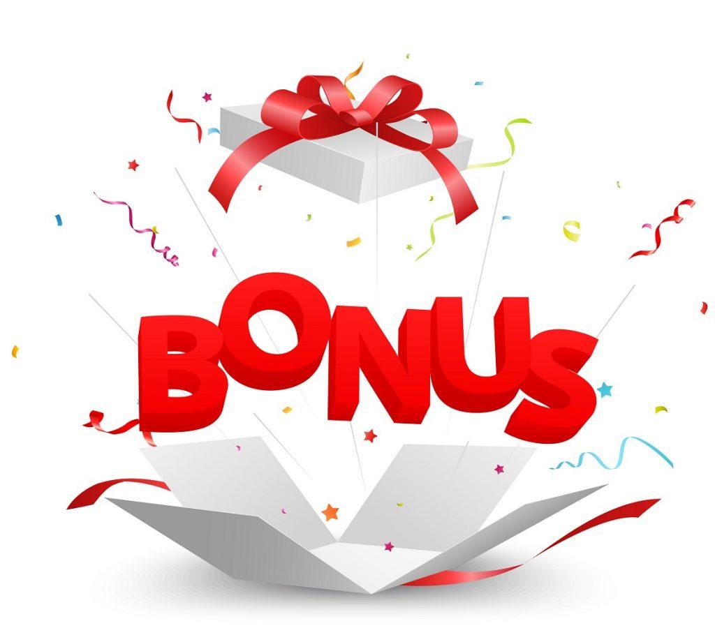Бонусы от онлайн казино